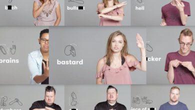 Photo of Video manuál, jak ukázat sprosté výrazy vASL