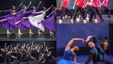 Photo of Gallaudet Dance Company – taneční akademie pro neslyšící tanečníky