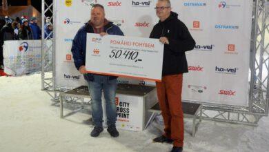 Photo of Nadace ČEZ darovala 50 tisíc korun Sportovnímu klubu neslyšících SSK Vítkovice
