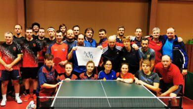 Photo of Mistrovství České republiky neslyšících jednotlivců adružstev mužů, žen amládeže ve stolním tenise