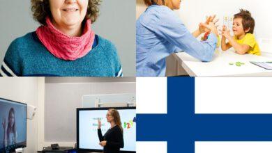 Photo of Jak se vzdělávají neslyšící děti ve Finsku?