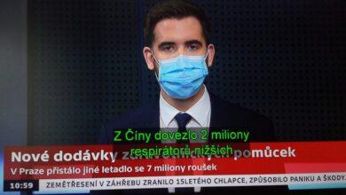 Photo of Jak je těžké titulkování aktuálních informací okoronaviru?