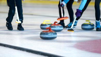 Photo of Kanadského mistrovství vcurlingu žen se zúčastnila ineslyšící žena