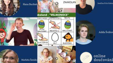 Photo of Možnosti vzdělávání neslyšících dětí vdobě koronaviru
