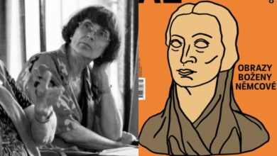Photo of Profesorka Alena Macurová ovlivu literatury pro neslyšící