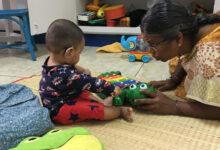 Photo of Matka neslyšícího dítěte zIndie pomáhala neslyšícím