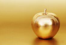 Photo of Učitelka pro sluchově postižené obdržela cenu Zlaté jablko