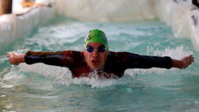 Photo of Deaflympijskému neslyšícímu plavci zavřeli bazény