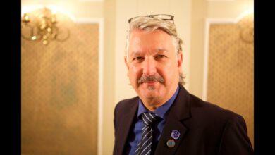 Photo of Colin Allen se stal ambasadorem organizace Light for the World