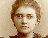 Photo of Agatha Tiegel Hanson: první neslyšící žena sbakalářským titulem